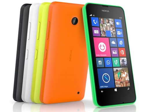#Microsoft launches #Lumia435, #Lumia532 in India !!  Click for other #SmartPhones @ http://po.st/SmartPhones