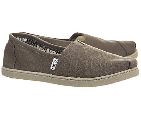 TOMS Kid's Classic Slip-On Shoe (Little Kid/Big Kid) #shoes http://www.theshoespack.com/toms-kids-classic-slip-on-shoe-little-kidbig-kid/  TOMS Kid's Classic Slip-On Shoe (Little Kid/Big Kid) Reinvent yourself with the ultra-light, comfortable Original Canvas Classics that started it all. Become a part of the One for One movement and enjoy the rebirth of a tradition with Toms.