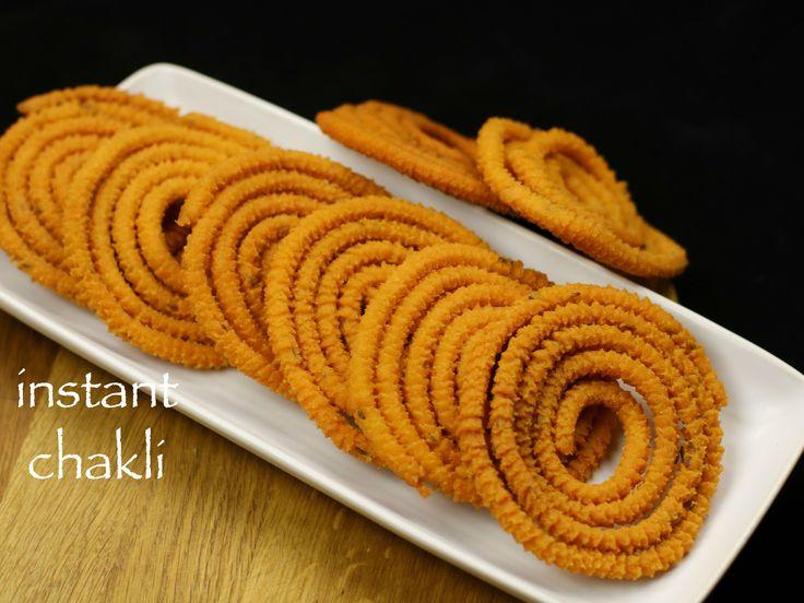 instant chakkuli recipe, instant chakli, instant murukku recipe with step by step photo /video recipe. it is known as jantikalu, chakali, chakri, chakralu