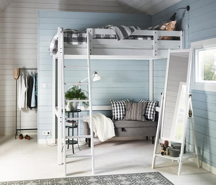 Kids Bedroom Mezzanine best 25+ ikea hochbett stora ideas on pinterest | lit mezzanine
