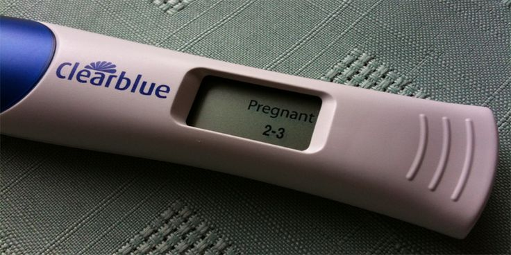 Pregnancy Test Results - False Negative Pregnancy Test