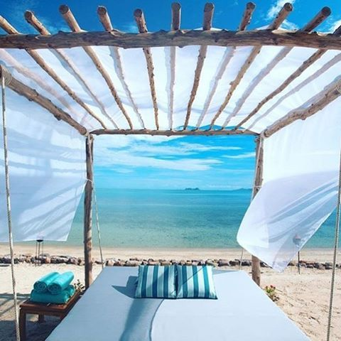 Thailand // Koh Samui // Mae Nam Beach // Belmond Napasai