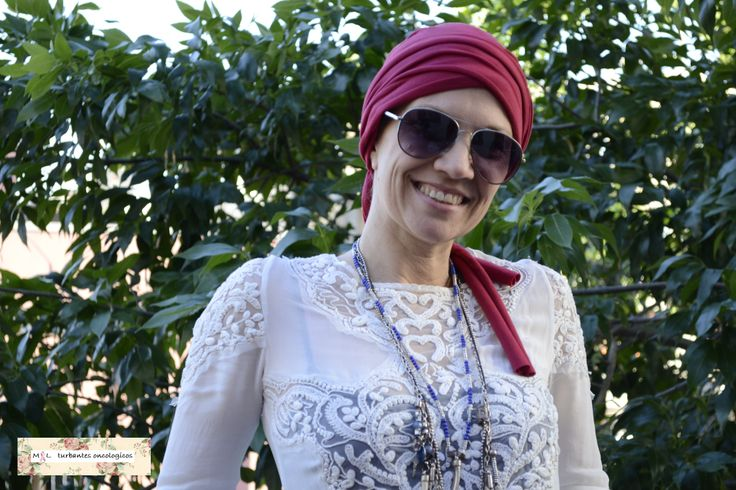 Turbantes Oncologicos - Turbantes especiales para personas en tratamientos oncológicos o que sufren de alopecía. Confeccionados con telas de primerisima calidad, Muy Cómodos y facil de colocar.