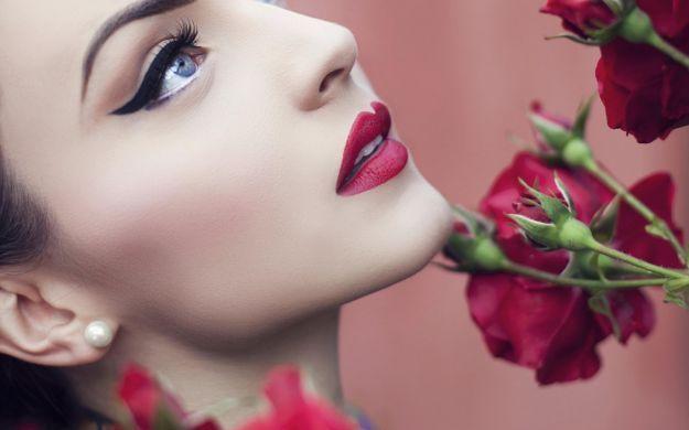 Тушь и подводка в мейкапе голубых глаз ::: onelady.ru ::: #makeup #eyes #eyemakeup