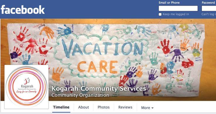 Kogarah Community Services- Facebook