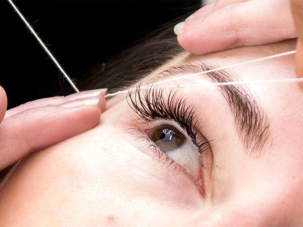 Understanding eyebrow threading pc unknown