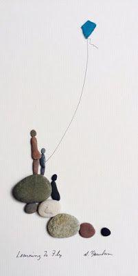Δείτε εδώ περισσότερες ιδέες με βότσαλα-πέτρες     ΦΩΤΟΓΡΑΦΙΕΣ:(με κλικ μεγενθύνονται) pinterest.com/soulouposeto