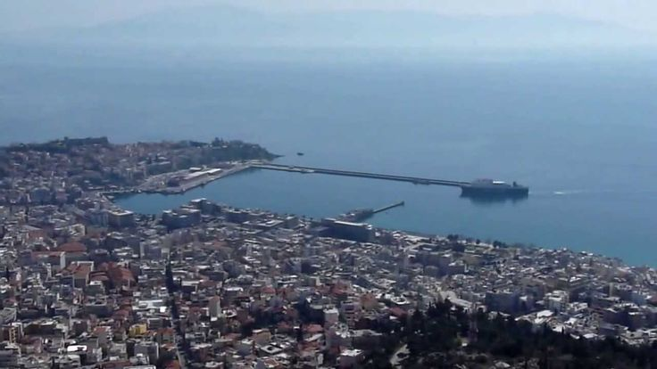 KAVALA CITY FROM ABOVE