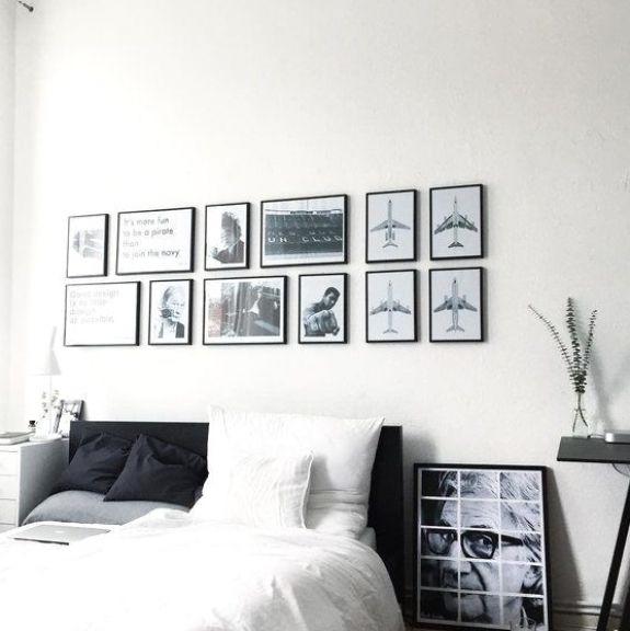 Schlafzimmer Ideen Bilderleiste