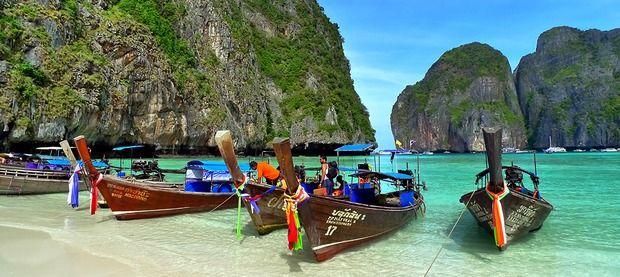 Sejur 11 zile in Thailanda - de la doar 898 €