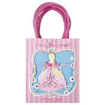 Princess Party Bags