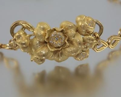 Annamaria Cammilli necklace....oooh la la! Found at Monte Cristo's.  $4495
