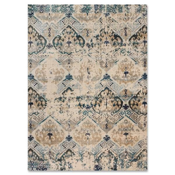 World Rug Gallery Florida Turquoise Area Rug Reviews: Product Image For Magnolia Home By Joanna Gaines Kivi Rug