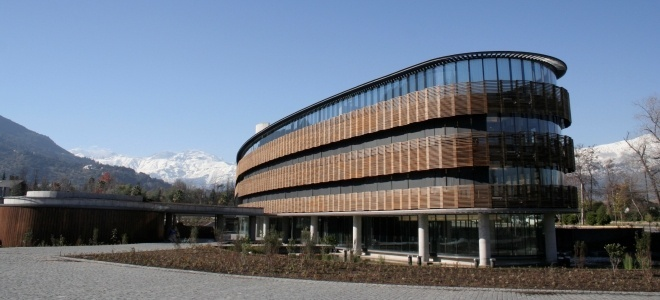Empresas Transoceanica, Santiago, a Chile office for a warmer world | Green Futures Magazine