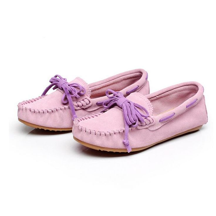 Price tracker and history of 2017 Women Leather Shoes Slip-on women Flats  Comfort women Shoes Suede leather shoes Peas moccasins flat shoes