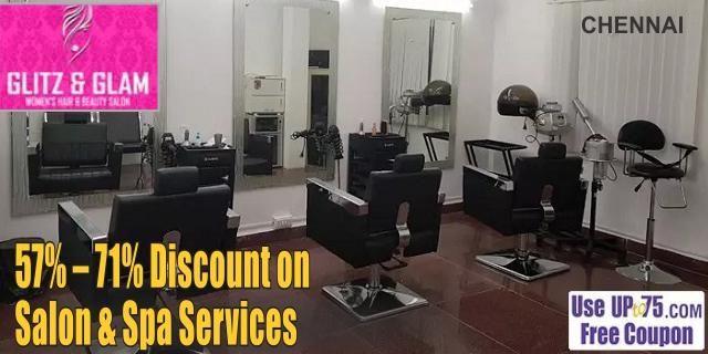 Glitz And Glam Salon Chennai Coupons Glam Salon Salons Spa Salon
