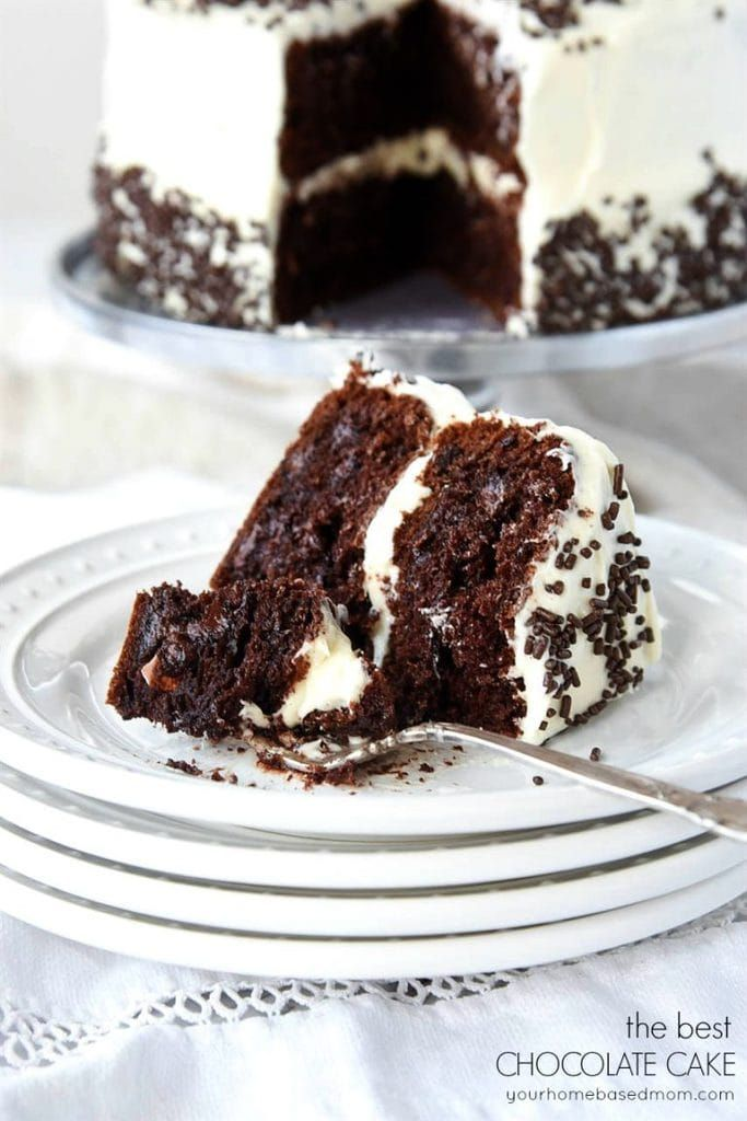 The Best Chocolate Cake Recipe Cakes Pies Cake Recipes Cake
