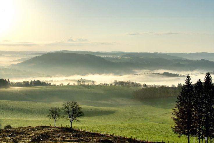 Plateau de Millevaches,  Limousin