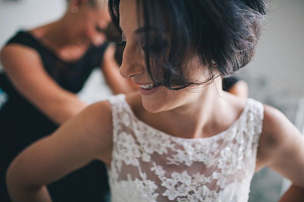 Lyn Ashworth wedding dress // Soho Hotel Wedding // Joanna Millington Photography