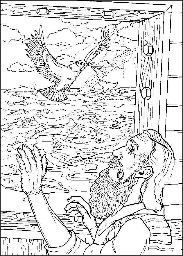 29 best Pages to Color images on Pinterest | Bible coloring pages ...
