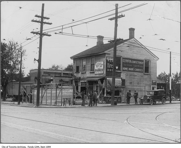 At the outset of the 20th century, St. Clair Avenue was a narrow stretch of road, bordered by stretches of farmland and broken by a series of ravin...
