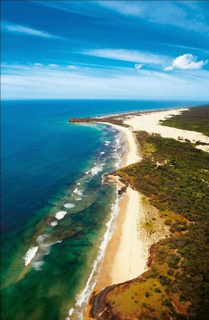 Top 10 Beaches of the World - Fraser Island
