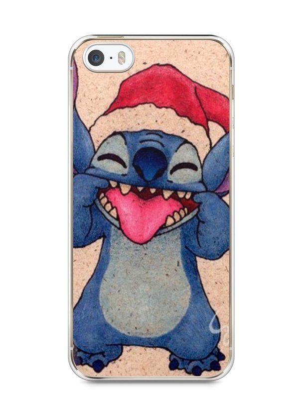 Capa Iphone 5/S Stitch #2 - SmartCases - Acessórios para celulares e tablets :)