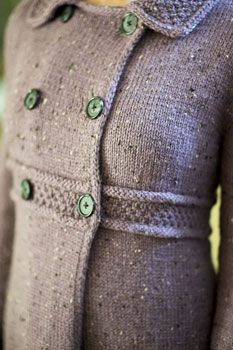 Manchester Jacket - Knitting Daily