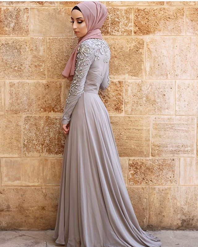 Hijab Evening Dresses Pinterest 82