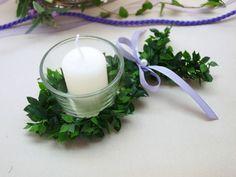 fisch-kerze-votivglas-tischdeko-deko-kommunion-konfirmation-flieder-lila.JPG…