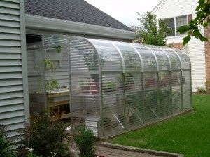 BLOG POST: Sunglo's lean-to greenhouse kits - Learn about our lean-to models and why they are perfect for any space!