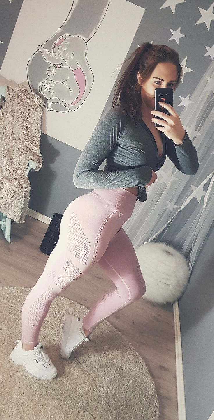 Flawless Knit tights. In love 💖 Gymshark