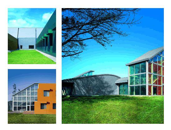 Las 25 mejores ideas sobre revestimiento de fachadas en for Revestimiento exterior zinc