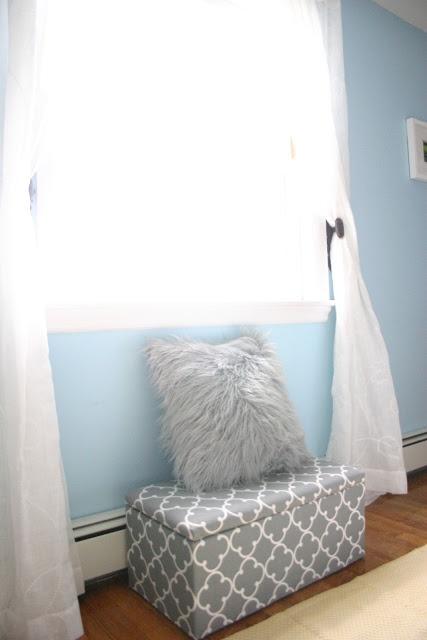 storage bench used as a laundry hamper. 44 best bathroom ideas images on Pinterest   Bathroom ideas