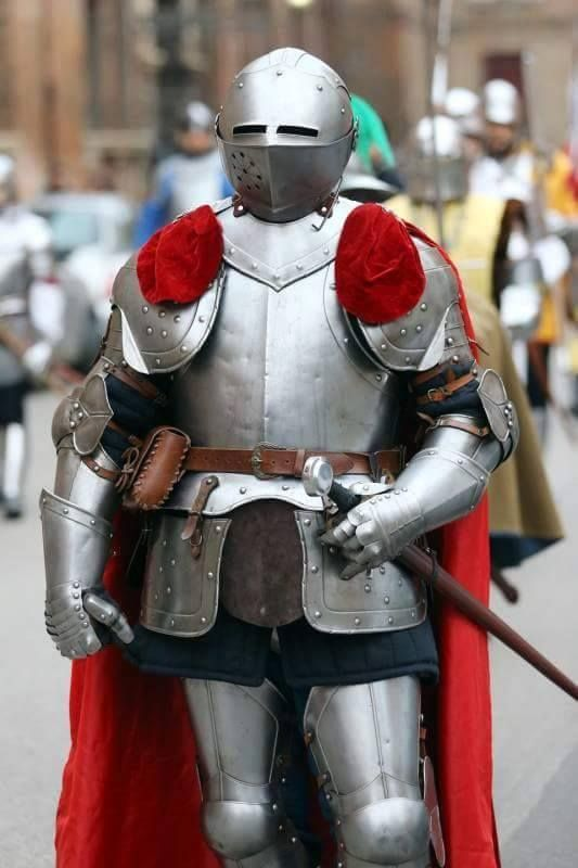 Cavaliere estense 1471, foto 1
