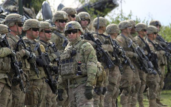 EE UU Planea Un Despliegue Militar En El Este Europeo Inédito Desde 1989