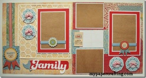 Retiring Jubilee Collection Layout 3 of 3. http://www.mypapercrafting.com/2014/07/jubilee-3-of-3-layout.html