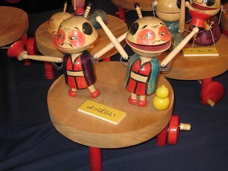 江戸独楽展 - 木工旋盤・Woodturning・ウッドターニング・EBONY BLOG