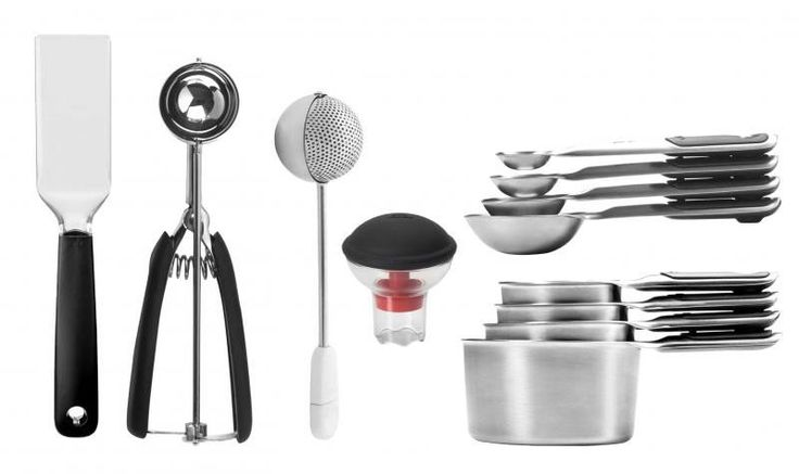 Baking accessory set baking accessories storing spices