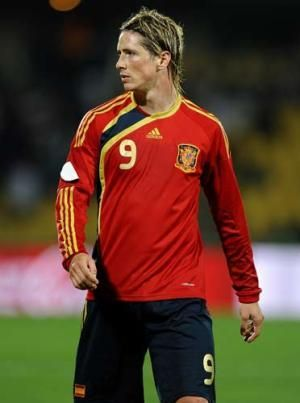 Fernando Torres.... sigh. Too bad he left Liverpool and I had to break up with him!