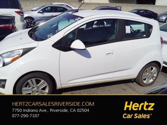 Hatchback, 2015 Chevrolet Spark LT with 4 Door in Riverside, CA (92504)