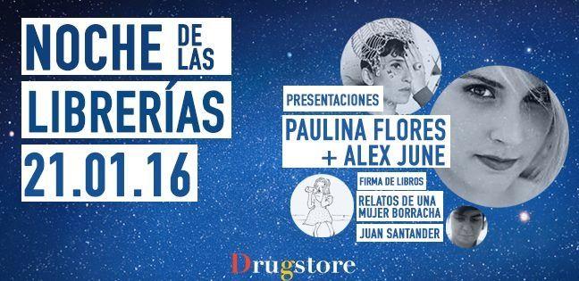 Feria Chilena del Libro, Nueva Altamira, Catalonia, Contrapunto y la librería francesa Baobab, venderán sus libros al aire libre hasta las 22:30 hrs.