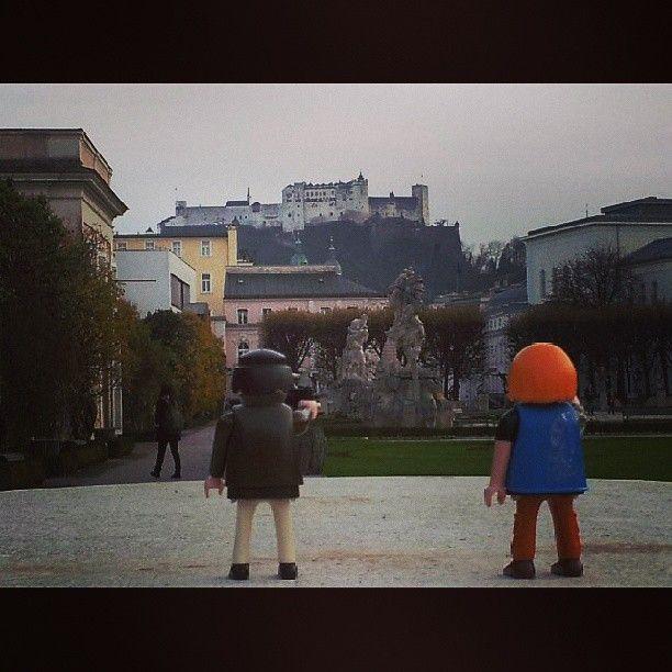 17/11/2014 #Salzburg #Austria #Osterreich #Mirabellschloss #Palace #Palau #Schloss #Hohensalzburg #playmobil #Playmobilporelmundo #Playmobilworld #Playmobilmania #Playmobilpelmon #PlaymobilCatalunya #playmobilosterreich