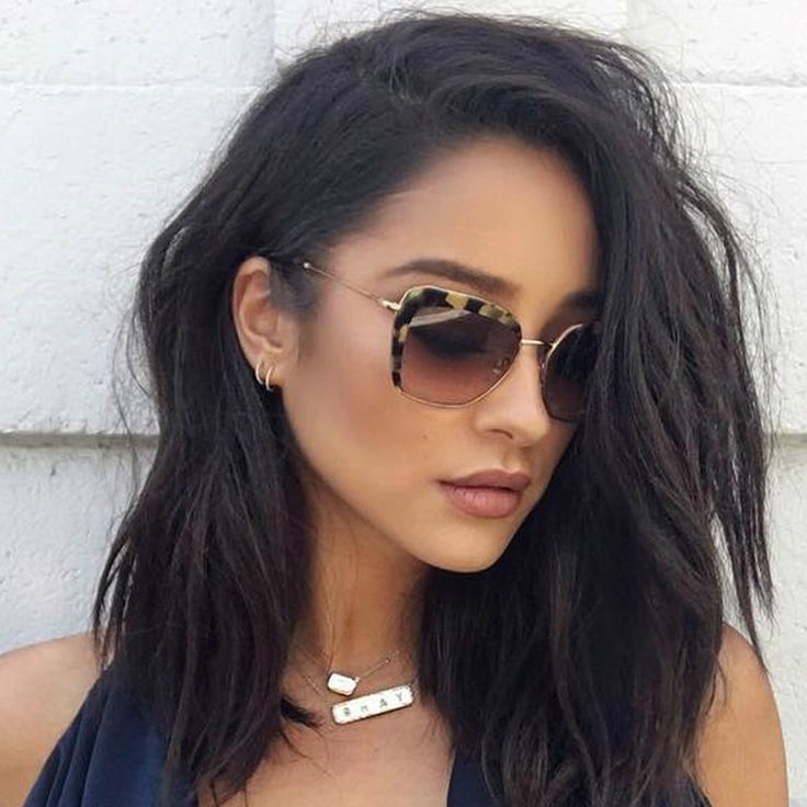 The Real Story Behind Shay Mitchell's New Haircut | Allure.com