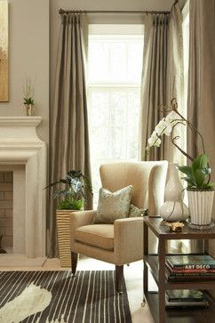 Berkshire Beige Living Room Ideas. I LOVE this color!