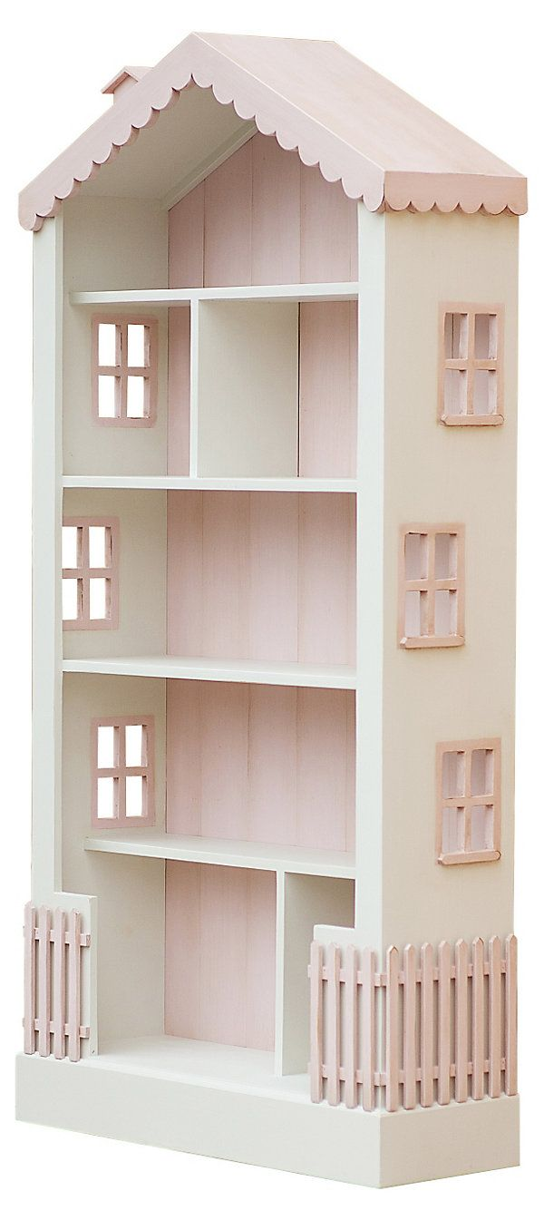 Alice Dollhouse Bookcase | Make It Magical for Kids | One Kings Lane....DYI PROJECT