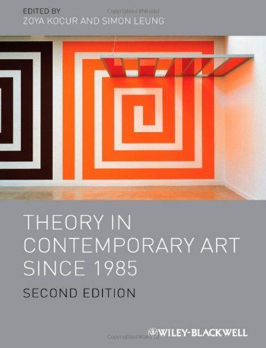 69 best fine art research books images on pinterest figurative art theory in contemporary art since 1985 by zoya kocur 4309 edition 2 fandeluxe Gallery