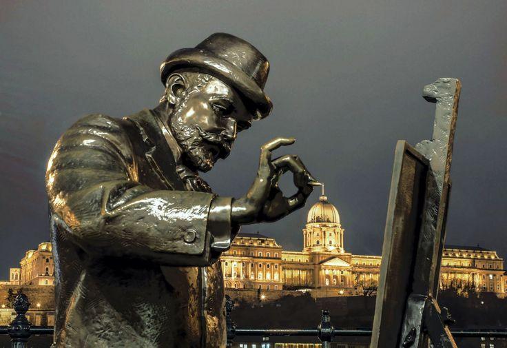 https://flic.kr/p/Pdw2PN   artist of Budapest-Roskovics Ignác statue