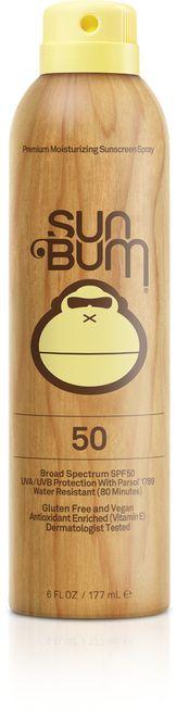 SPF 50 Original Spray Sunscreen - Sun Bum ®