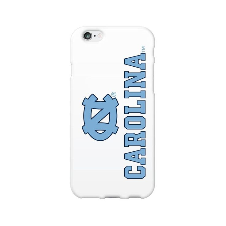 iPhone 6/6s Plus UNC University of North Carolina Cell Phone Case White #OTMEssentials